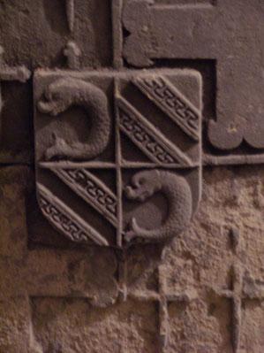 Fragment de la pierre tombale