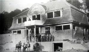 dudweiler, saarbruecken, sportplatz, asc, atvd, alte villa, 1927