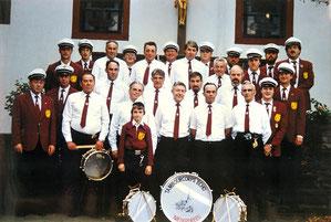 1987 Spielmannszug Echo Niederdrees