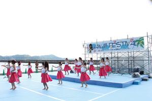 Hawaii Festival in 和歌山マリーナシティ 2013