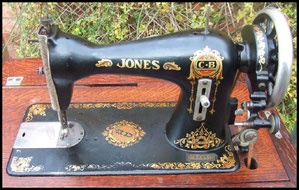 Jones CB Type 11 # 4.626