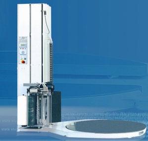 Semi automaat 100 S ook beschikbaar met filmklem & snijden.