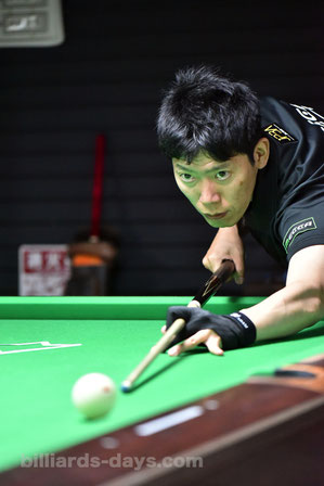 Daisaku Nishijima won JPBA Grand Prix East stop#4 in Tokyo