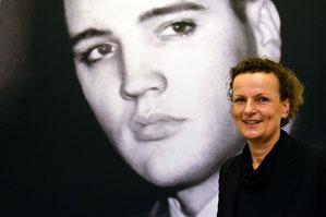 Initiantorin Elvis in Bad Nauheim, Beatrix van Ooyen, 03.01.2015