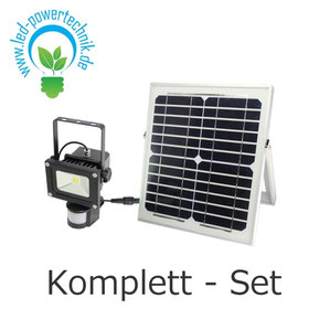 LED Solar Fluter