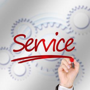 Elektrogeräte, TV Sat, Klimaanlagen, Lampen und Service-Firmenn