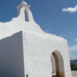 Die Kirche von Sant Rafel