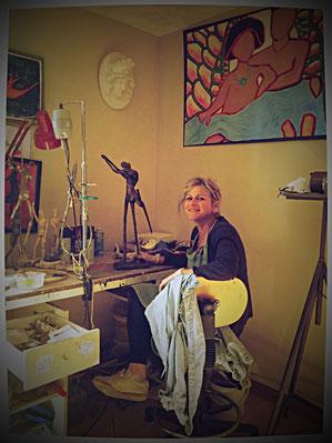 sculpteur français