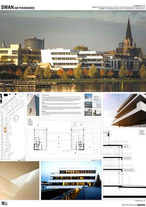tag der architektur 2016 swan phoenixsee dortmund bürogebäude hörde drahtler architekten planungsgruppe dortmund