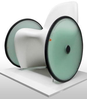 phanton wheel chair architectcreatephantonchair ulrich drahtler architekt dortmund planungsgruppe christopher weber