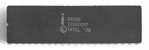 Intel D8088 Front View