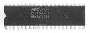 NEC D8085AC-2 Front View
