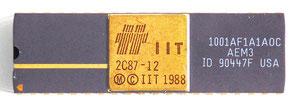 IIT 2C87-12 Front View