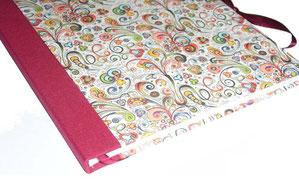 Bücher  Gästebücher / Tagebücher Fadengeheftet