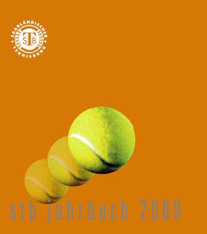 Auf 84 Seiten finden Tennisfans zum Nachlesen die wichtigsten Ergebnisse und Tabellen, sowie alle wichtigen Informationen und Bilder rund um das saarländische Tennisjahr 2009.