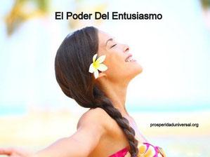 EL PODER DEL PENSAMIENTO POSITIVO, ENTUSIASMOImaginación ,  Metas, Optimismo,  ÉXITO, AMOR