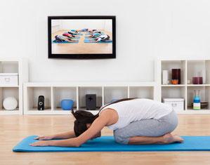 yoga 123 on line