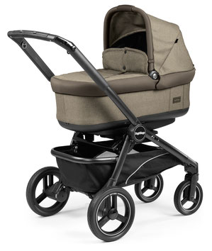 kinderwagen team pop-up dessin cream navetta