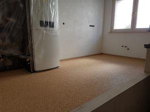 Natursteinteppich Wohnzimmer Büro Boden