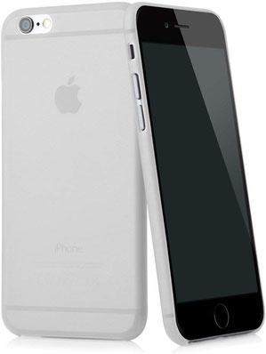 QUADOCTA Tenuis iPhone 6/6s Plus Hülle in Weiss