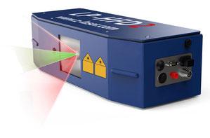Laserprojektor, projicerar CAD-ritningar, industriell laserprojektor