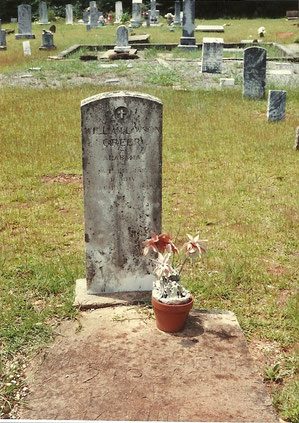 Tombe de William - William's grave - FindaGrave.com