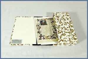 Kassette für Postkarten