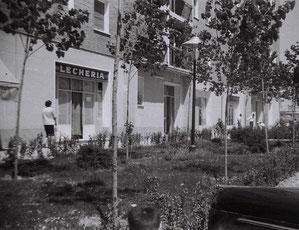 Calle Puentedeume años 70