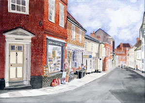 Woodbridge - Church Street