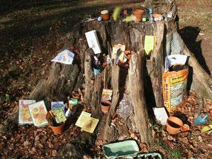 Frühlings-Altar