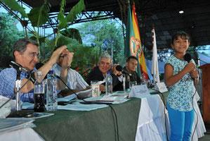 RECONOCIMIENTO RECIBIDO POR PARTE DEL PRESIDENTE DE LA REPÚBLICA EN LA CIUDAD DE PEREIRA. MAYO 16 DEL 2009