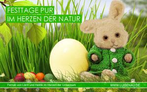 Ferienwohnung zu Ostern in der Uckermark