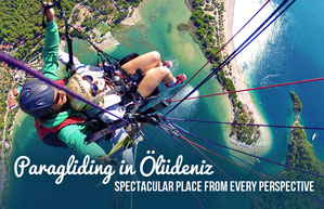 Paragliding in Ölüdeniz - Spectacular Place from every perspective | JustOneWayTicket.com