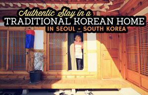 Review: Authentic Stay In A Traditional Korean Home In Seoul, South Korea | JustOneWayTicket.com