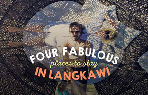 Four Fabulous Places To Stay In Langkawi, Malaysia - @Just1WayTicket