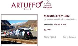 Artuffo Bahnfoto P.Trippi