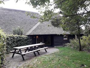 Retraite huis op de Duiventoren in Dorst