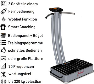 Galileo Vibrationsplatte Pro, Preis, Vertrieb, Test, Meinungen: www.kaiserpower.com