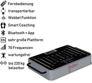 Galileo Vibrationsplatte Pro Base, Preis, Vertrieb, Test, Meinungen: www.kaiserpower.com