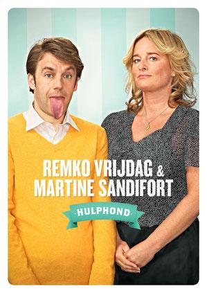 Hulphond - Remko Vrijdag & Martine Sandifort