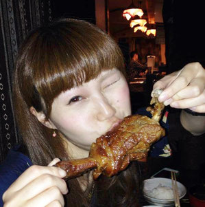 肉食女子、肉食男子、大喜び!!