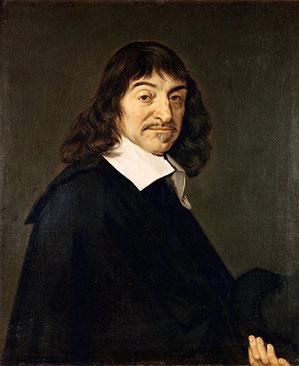 DESCARTES, par Frans Hals