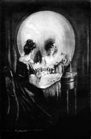 All is Vanity de Charles Allan Gilbert