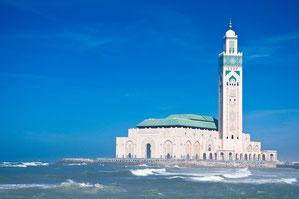 La Gran Mezquita de Casablanca - Solomarruecos