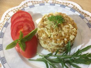 Emmer mit Basmati-Reis