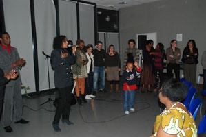 Avec AFSANA, chanter pour croire à la vie