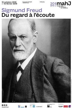 Exposition Freud Paris programe Mahj