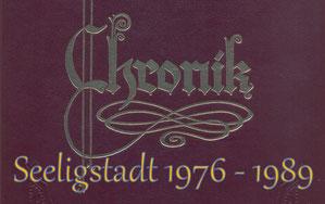 Bild: Seeligstadt Chronik 1976 - 1989