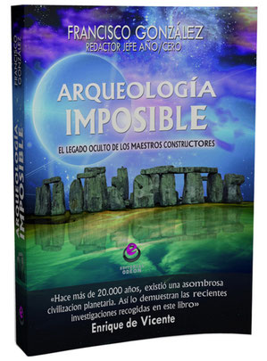Portada del Libro Arqueología Imposible