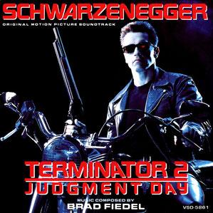 Brad Fiedel - Terminator 2: Judgement Day